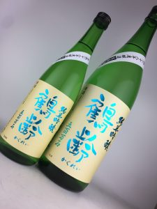 鶴齢 純米吟醸 無濾過生原酒 五百万石